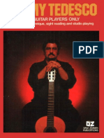 For Guitar Players Only