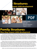 Family Structures Impact on Child Development Discussion