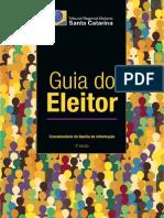 Guia Eleitor Web