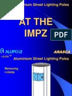 Alumnium I-pole Clamp