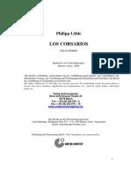 Los Corsarios - Philipp Löhle_Die_Kaperer_spanisch
