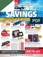 Altronics - October/November 2014 Sale Flyer