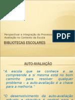 BIBLIOTECAS ESCOLARES versão 2 sessão 4