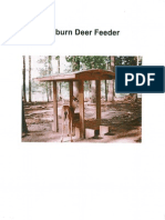 24088566-Trophy-Deer-Stand-Plans-4x6 docx | Framing