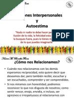 Bloque Ix Relaciones Interpersonales y Autoestima