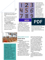 newsletter 4- math strategies
