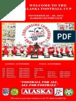 Welcome to Alaska Football Cup 2014