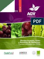 AGV160 Anuario Viveros 2014