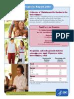 National Diabetes Report Web