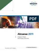Bruker Almanac 2011