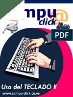 Manual Para Aprender a Usar El Teclado II