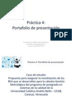 Portafolio Presentación WHernandez