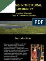 Rural Health Terbaru