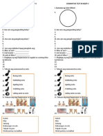 Summative Test Msep V