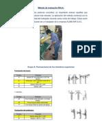 evaluaciones ergonomicas