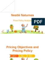 NestleNaturnes Pricing