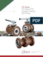 KF Ball FloatingFlangedSeriesF FE[1]