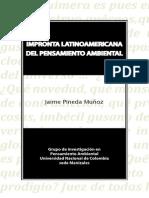 Pineda, J. 4. Impronta latinoamericana del pensamiento ambiental.pdf