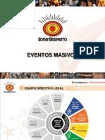 Presentación de Eventos Masivos
