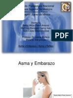 5. Asma y Embarazo y Reflujo