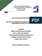 Sismicidad en México.docx