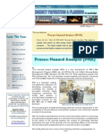 PHA Process Hazard Analysis