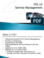 ITIL Management Overview Ppt