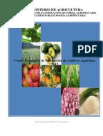 Costos Estimados de Produccion de Cultivos Agricolas - 2012