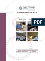 assessment policy 2014-15