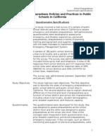 Questionnaire Specs (Final)