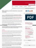 Elpoderdelconsumidor Org Saludnutricional Aumento de Cesarea
