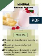 Wdr i - Mineral