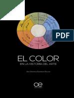 El Color en La Historia Del Arte