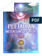 Pleiadian Initiations of Light - Christine Day