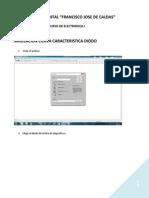 Orcad - Simulacion Parametros Dispositivos Electronicos