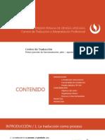 Presentación Del Centro de Traducción 201402