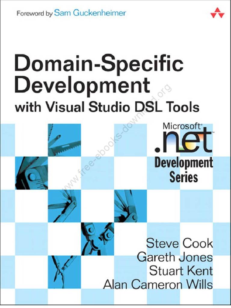 Domain.specific.development.with.Visual.studio | Microsoft Visual ...