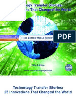 Technology Transfer Stories