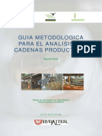Guia Metodologica Para Analisis de Cadena Produciva II Edic COMPLETO