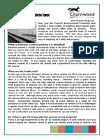 Asbestos Cement Fact Sheet