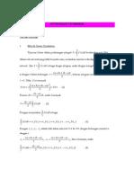 Contoh analisa numerik dengan C++