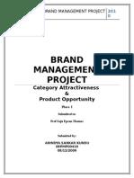 51051393 23863433 Brand Management Project