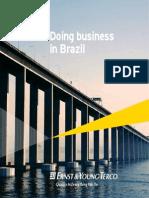 Www.ey.Com Publication Doing Business in Brazil 2011