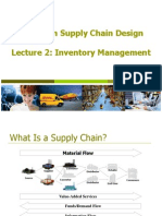 Lecture 02 - Inventory Management