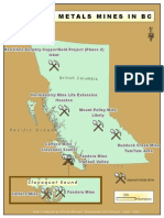 Imperial Metals Mines in BC
