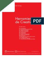 Libro Herramientas de Creatividad
