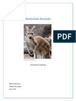 carey grace australian animals