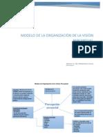 Modelo de Organización de La Visión Perceptual