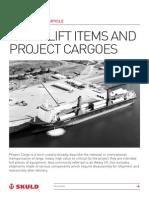 Skuld Heavy Lift and Porject Cargo