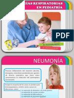 Patologias Respiratorias en Pediatria